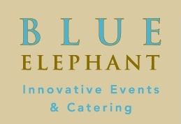 Blue Elephant Catering Logo
